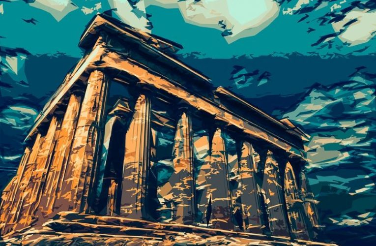 Hestia la gran diosa mitológica en la antigua Grecia