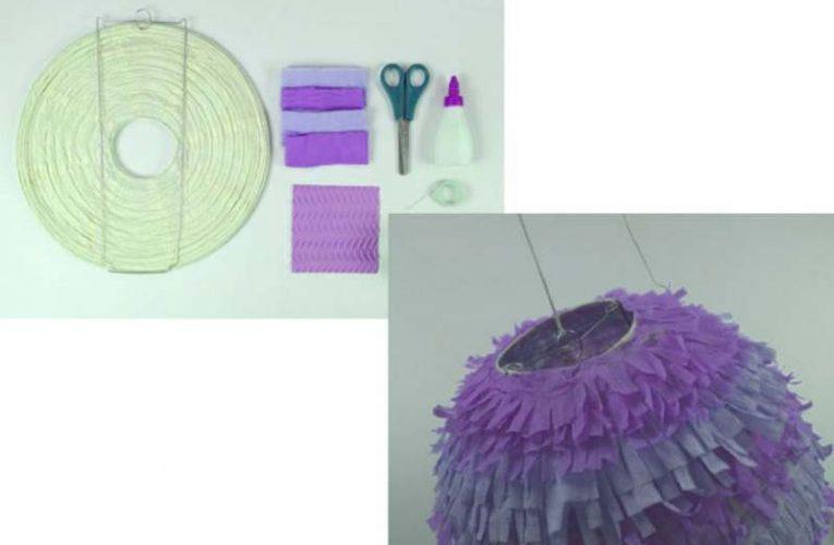Cómo hacer tu propia piñata